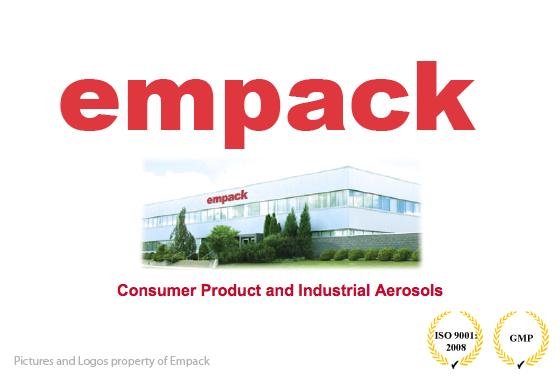 Empack Spray tech